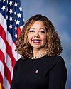 Lucy McBath, official portrait, 116th Congress.jpg