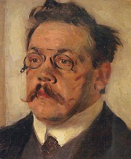 Ludwig thoma karl klimsch1909