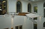 Luftfahrt - Blériot XI La Manche im Verkehrsmuseum Dresden...IMG 6681ОВ.JPG