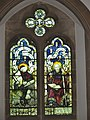 Luke and Paul window, Henfield.jpg