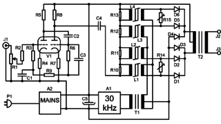 Magnetic amplifier - Wikipedia