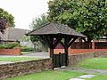 Lych Gate at St Mary's Church in Stanwell.jpg