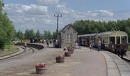 Lydney Junction railway station MMB 04 5521.jpg