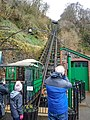 Lynmouth - Lynton and Lynmouth Cliff Railway (geograph 5739492).jpg