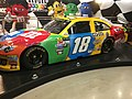 M&M's World Las Vegas NASCAR car 2018.jpg