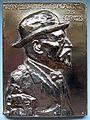 Médaille Jean BERGONIE de l'académie des sciences. Graveur J. JACOB. 1993. Bronze (1).JPG