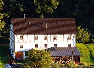 Netphen - Mill in Nenkersdorf
