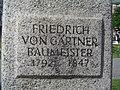 München, Gärtnerplatz, Friedrich von Gärtner (03).JPG