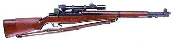 Odstřelovací verze pušky M1 Garand