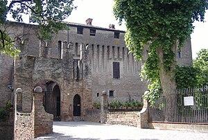 Maccastorna - Maccastorna castle