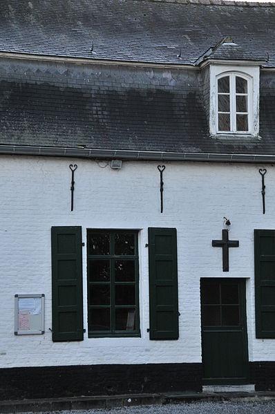 Les façades, voûtes et voussettes intérieures ainsi que les charpentes et la toiture de la maison Fénelon, dite, aussi Belle Maison sise rue Libiez, n°s 2 A et 2 B à Pâturages (+ COLFONTAINE/Pâturages)