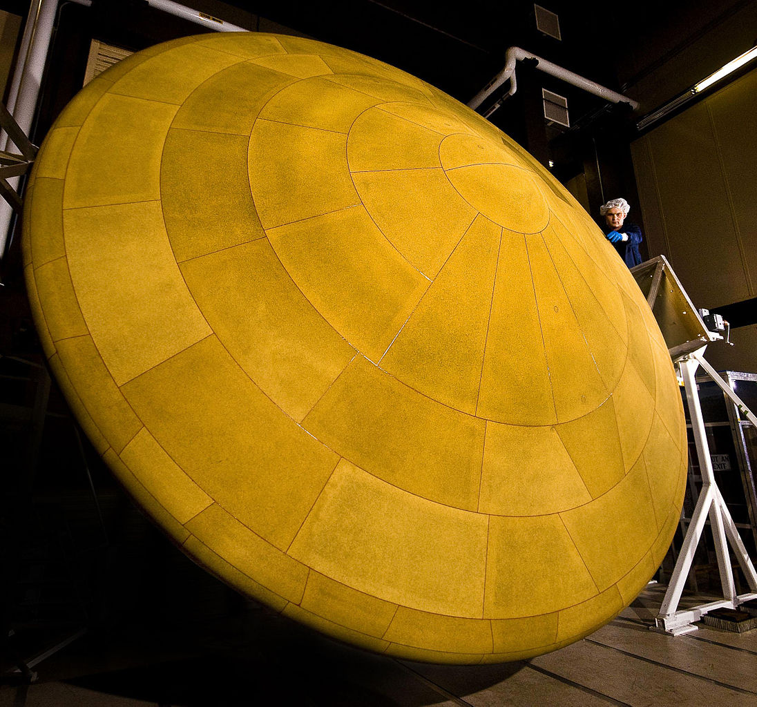 НАСА готовит Солнечный щит для Земли