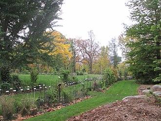 W. J. Beal Botanical Garden - Image: MSU 2014 Botanical Garden G