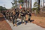 MWCS-28 Marines earn Leonidas Award, page in squadron history 150305-M-SR938-011.jpg
