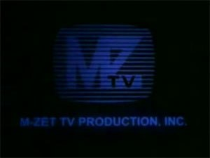 M-Zet Productions - M-Zet TV Production Inc. (logo used from 2005 until 2016)
