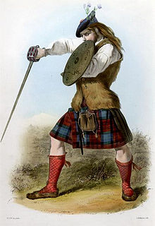 Clan maclachlan wikipedia a victorian era romanticised depiction of a member of the clan by r r mcian from the clans of the scottish highlands published in 1845 thecheapjerseys Gallery