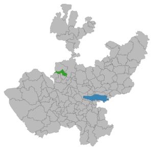 Magdalena Municipality, Jalisco - Image: Magdalena (municipio de Jalisco)