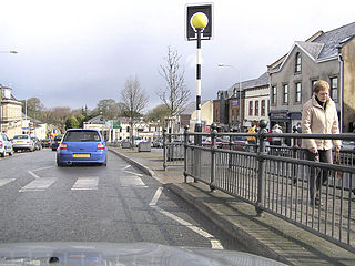 Magherafelt Human settlement in Northern Ireland