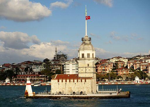 Maiden's Tower, Bosphorus Strait, Istanbul