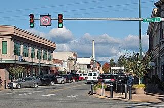 Monroe, Washington City in Washington, United States