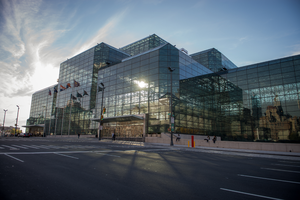 Jacob K. Javits Convention Center - 36th Street entrance