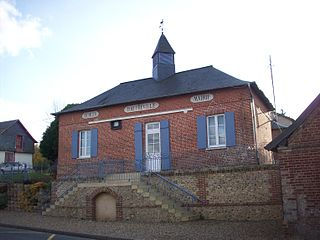 Touffreville, Eure Commune in Normandy, France