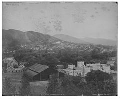 Makiki, from Government Building, photograph by Frank Davey (PPWD-8-7-021).jpg
