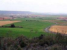 Resultado de imagen de campiña azuqueca paisaje