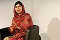 Malala Yousafzai at Girl Summit 2014 - 14716736935.jpg