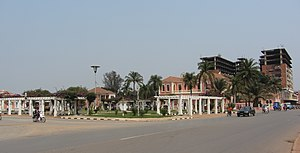 Malanje - Center of Malanje