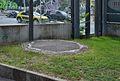 Manhole at Bruno-Kreisky-Park, Vienna.jpg