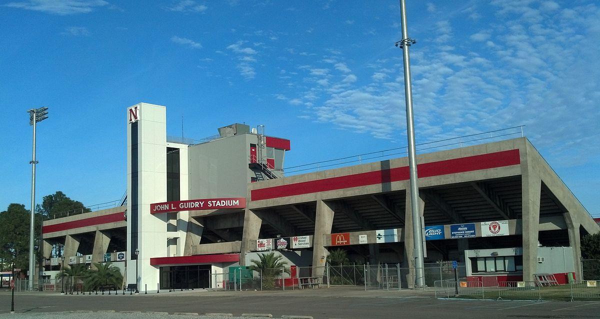 Manning Field At John L Guidry Stadium Wikipedia