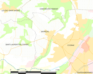 Map commune FR insee code 16169.png