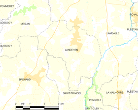 Map commune FR insee code 22098.png