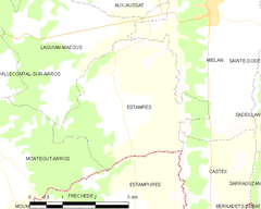 Map commune FR insee code 32126.png