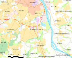 Map commune FR insee code 33550.png