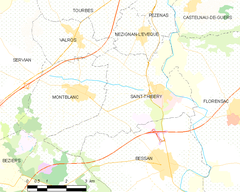 Map commune FR insee code 34289.png