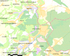 Map commune FR insee code 57160.png