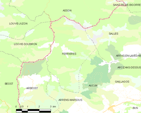 Map commune FR insee code 65176.png