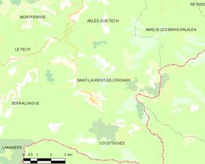 SaintLaurentdeCerdans Wikipedia