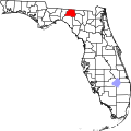 Map of Florida highlighting Madison County.svg
