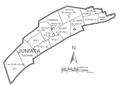Map of Juniata County, Pennsylvania.png