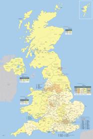 Verwaltungseinheiten des Vereinigten Königreichs