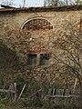 Maršovice (okres Benešov), detail fasády s větracím otvorem.JPG