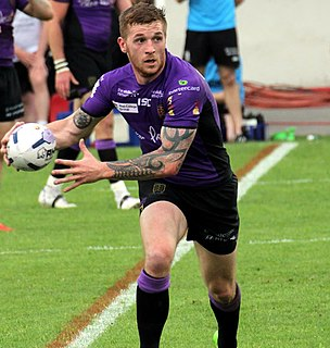 Marc Sneyd English professional rugby league footballer