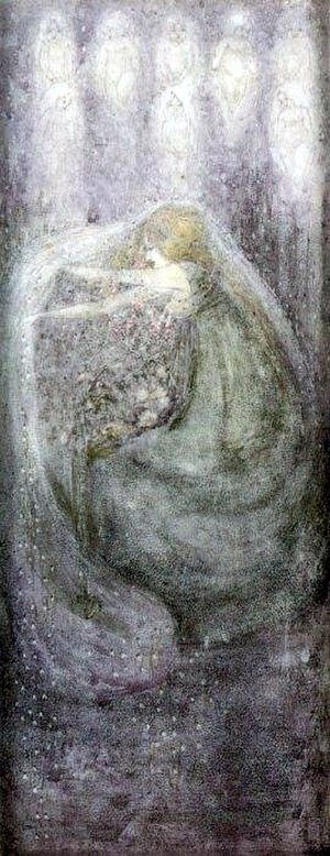 Margaret Macdonald Mackintosh - Image: Margaret Mac Donald Winter 1898