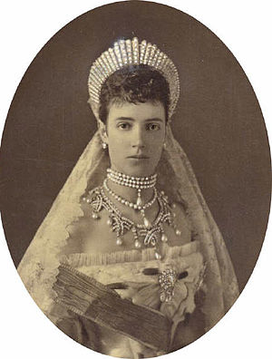 Maria Feodorovna (Dagmar of Denmark) - Image: Maria Feodorovna (Dagmar of Denmark)