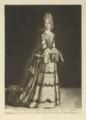 Maria Sophia Palatina; Lusitanorum Regis conjux - Peter Schenck (1660-1711).png
