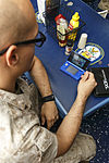 Marines, Sailors nerd out with comics, trading card games 140406-M-MX805-083.jpg