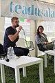 Marko Uibu 2020. aastal Arvamusfestivali teadusalal.jpg
